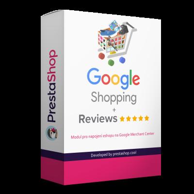 GMC - Google nákupy + Google recenzie