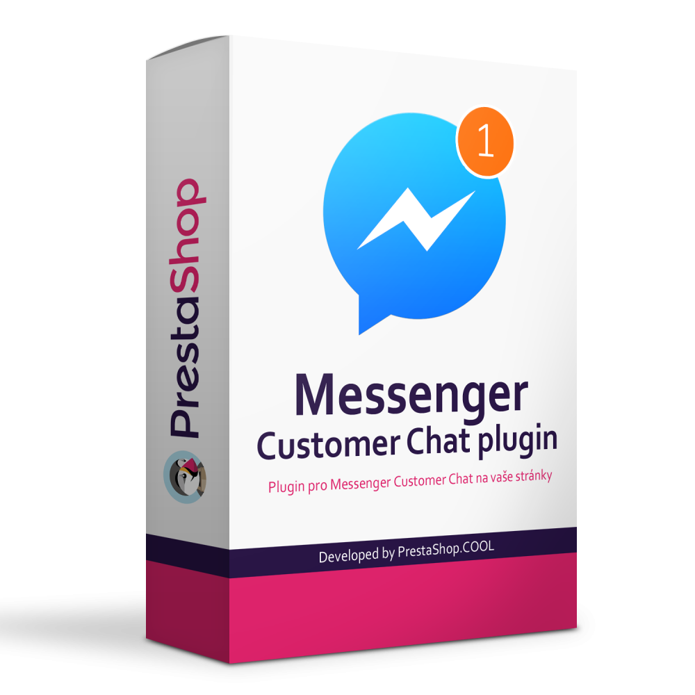 Messenger Chat plugin modul