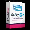 Modul pre PrestaShop 1.7 Výkonná platobná brána GoPay s možnosťou 55 platobných metód v mnohých menách. Umožnite platby zákazníkom za objednávku na jedno kliknutie a zaistite si nárast dokončených a preplatených objednávok.