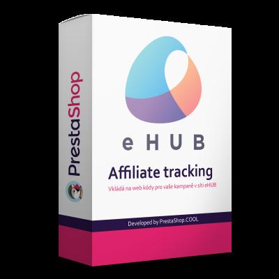 eHUB affiliate modul pre Prestashop