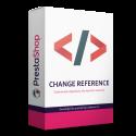 Zmena kódu objednávky - change reference code