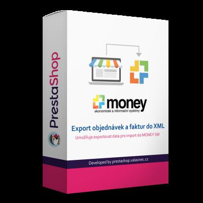 MONEY S3 SW - export objednávok, faktúr a dobropisov z...
