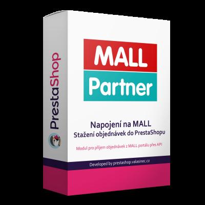Modul MALL Partner SK / CZ- napojení API na MALL